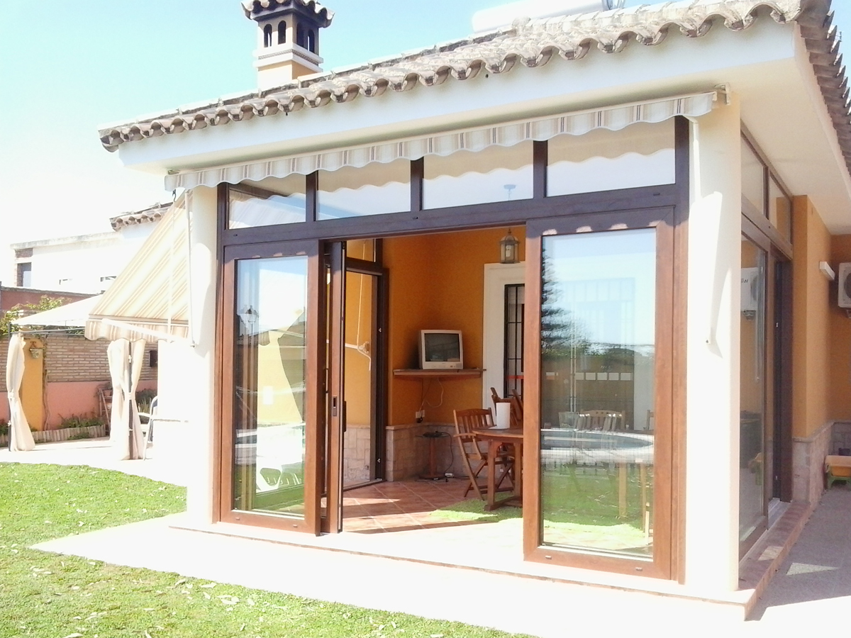 Puertas en Jerez